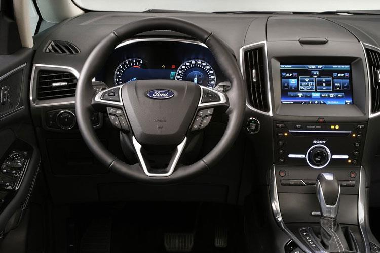 Ford Galaxy MPV 2.0 EcoBlue 150PS Titanium 5Dr Auto [Start Stop] [Lux] inside view