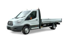 Ford Transit HGV Dropside 470 L3 DRW 2.0 EcoBlue DRW 170PS Premium Dropside Manual [Start Stop]