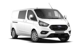 Ford Transit Custom Crew Van 320 L1 2.0 EcoBlue FWD 185PS Sport Crew Van Manual [Start Stop] [DCiV]